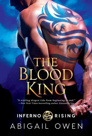 #RSFave & Review | The Blood King by Abigail Owen – a dragon and phoenix shifter romance!