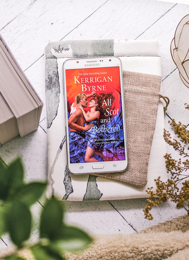 Review | All Scot and Bothered — okay, maybe I need to give Historical Romance another try.