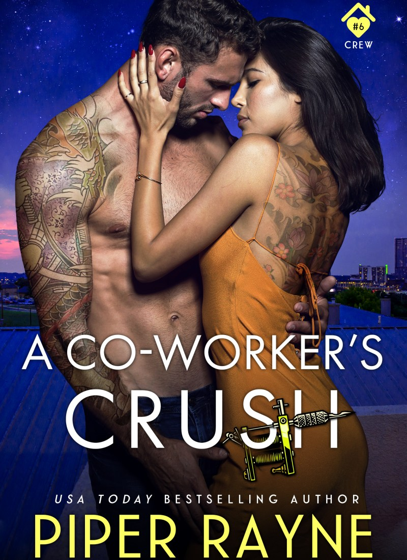 Review | A Co-Worker's Crush — a farewell to a great series.