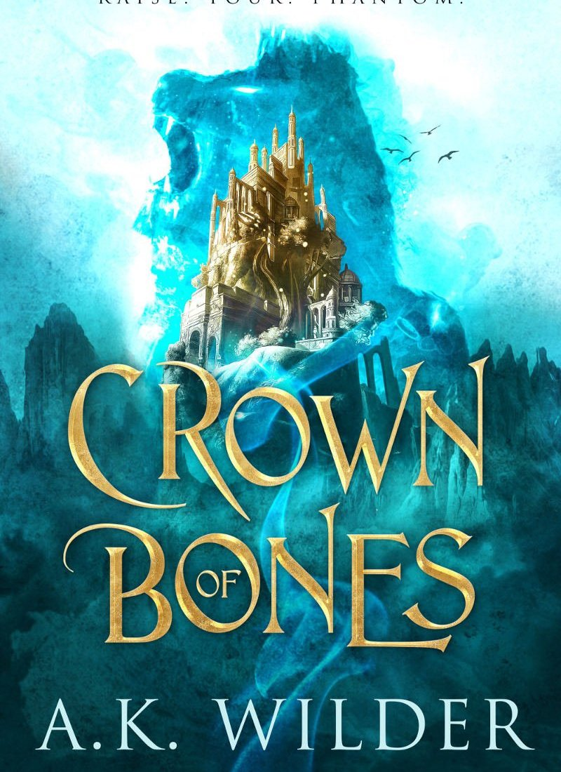 Review | Crown of Bones — I predict a year of fantasy reads!