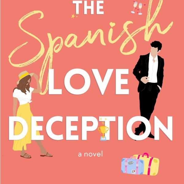 #RSFave & Review | The Spanish Love Deception — when a bookish friend writes a winning romance!