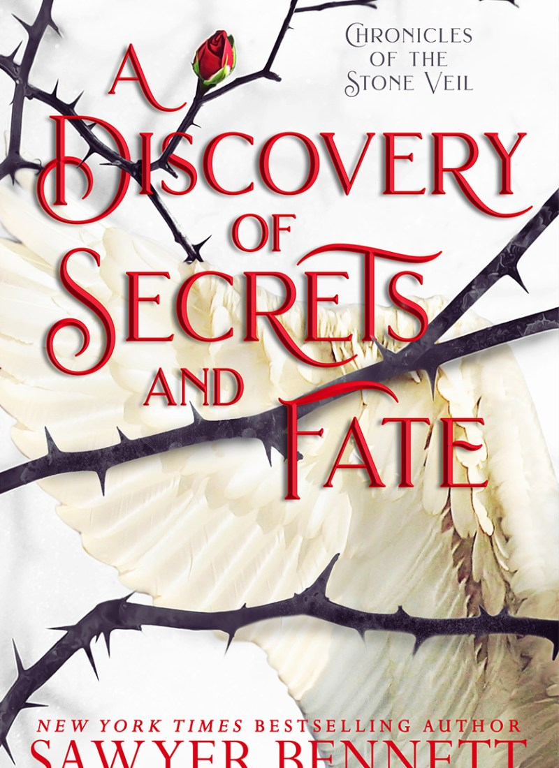 #RSFave & Review | A Discovery of Secrets and Fate — Absolutely obsessed with this PNR series.