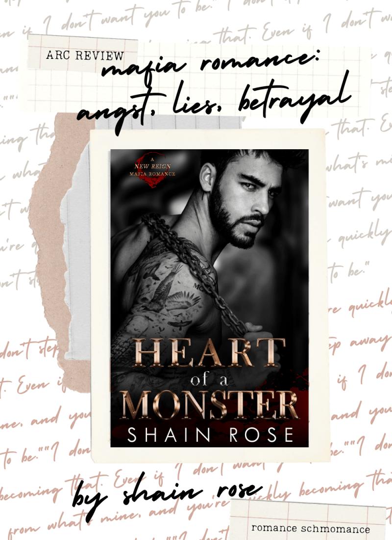 Mafia Romance Review | Heart of a Monster
