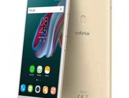 Téléchargez le stock Infinix X601 Note 3 ROM / firmware