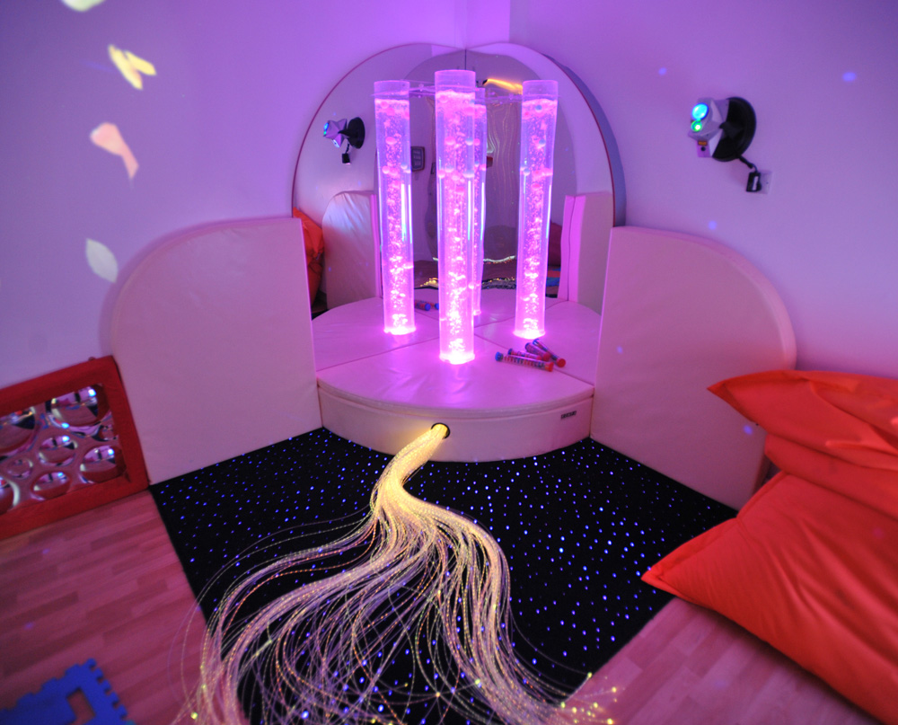 The Yard Edinburgh Sensory Corner  Rompa Blog