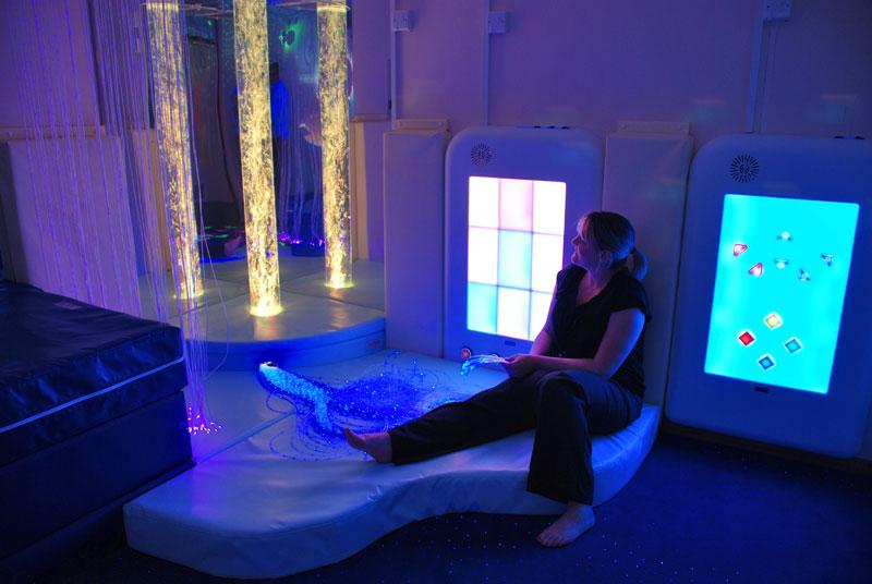 Snoezelen Multi Sensory Rooms  Snoezelen MultiSensory Environments and Sensory Equipment  Rompa