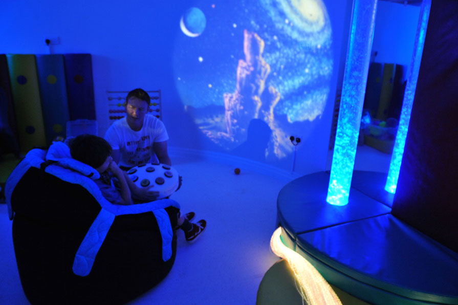 Home Sensory Room Snoezelen® Multi Sensory Environments