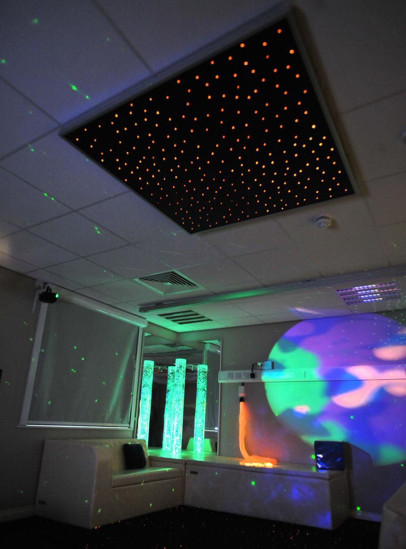 Levick Court Sensory Room  Snoezelen MultiSensory