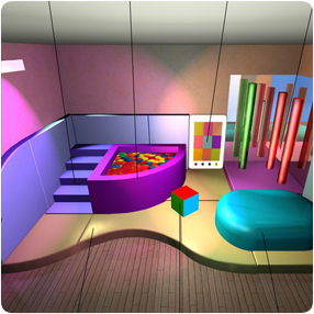 Home Sensory Room  Snoezelen MultiSensory Environments