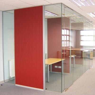 Quartz Office Partitioning