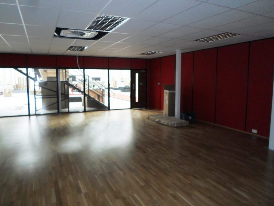Mezzanine Floor AB Salute Gym Thurrock