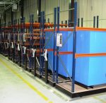 Warehouse Mobile Shelving