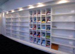 Storage Wall System