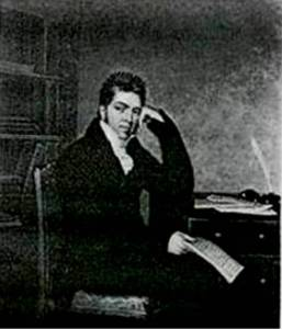 Fig. 1. Pierce Egan (c. 1772–1849), by George Sharples