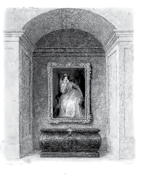 Fig. 2. Thomas Stothard, 'Ginevra', in Samuel Rogers, Italy (1830).