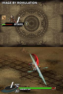 Valkyrie Profile Covenant Of The Plume Europe NDS