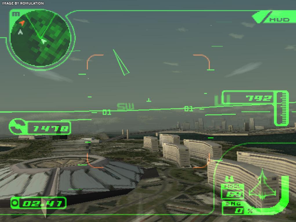 Ace Combat 3 Electrosphere Usa Psp Eboot Download - Modern