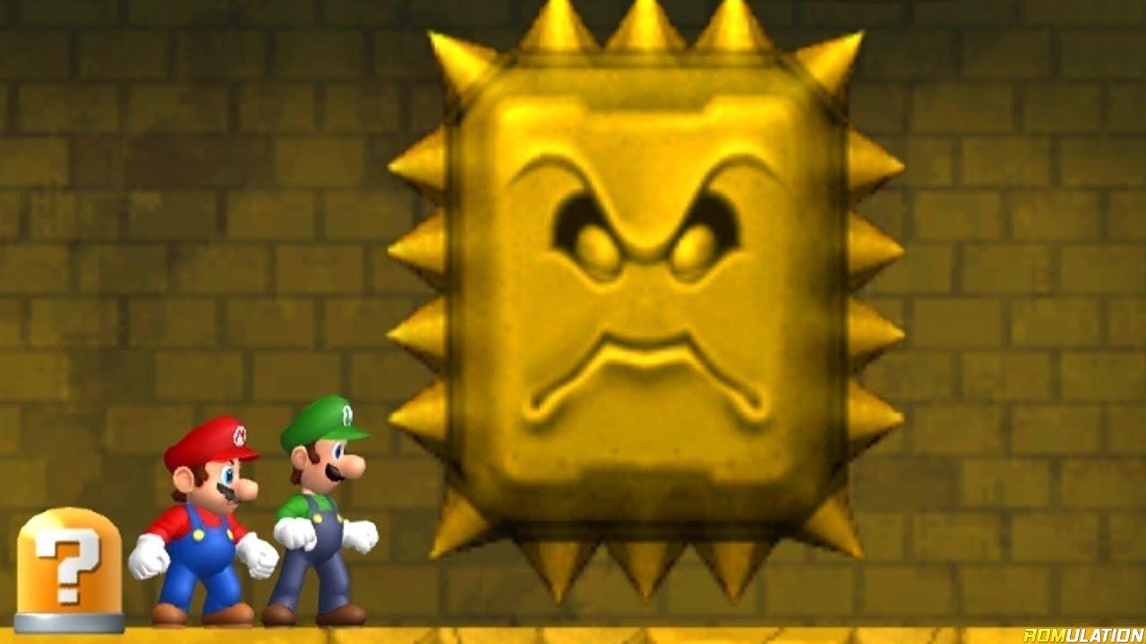 Newer Super Mario Bros U