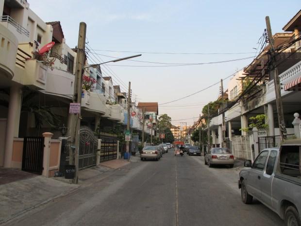 town in town bangkok