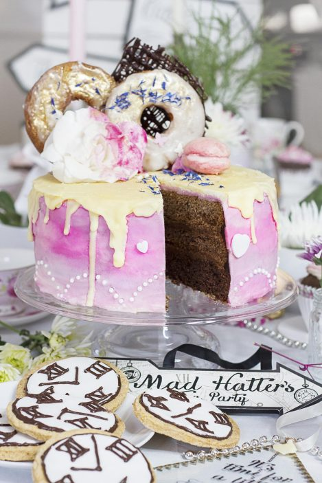 Vegan Blogger UK | Vegan Drip Cake