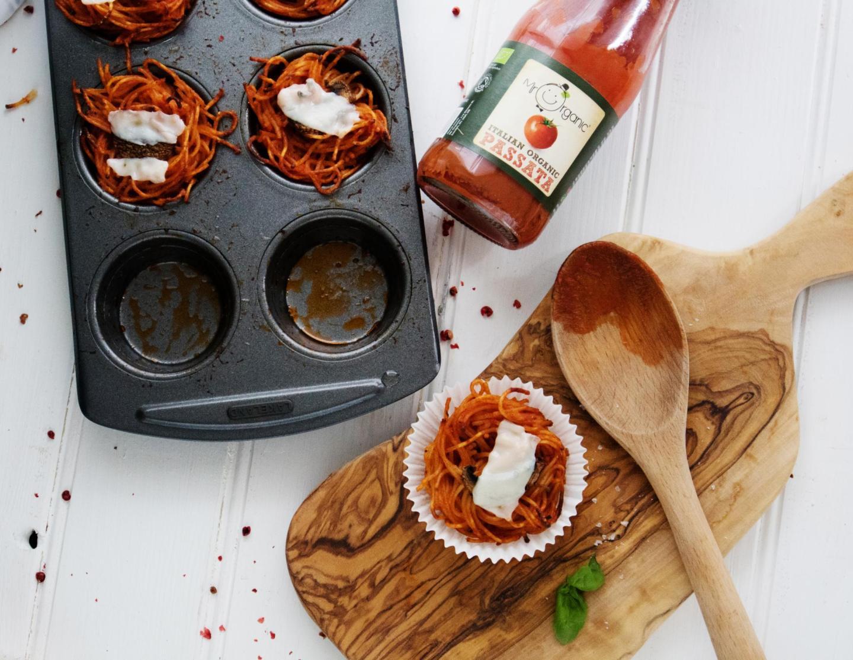 pasta-muffins