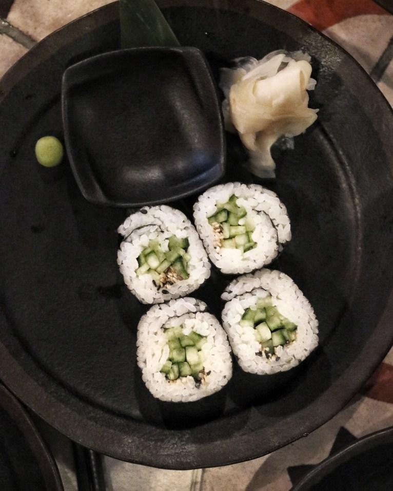 Tootoomoo Islington Vegan Menu