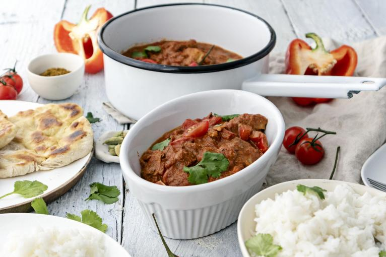 Vegan Tikka Masala Curry Recipe
