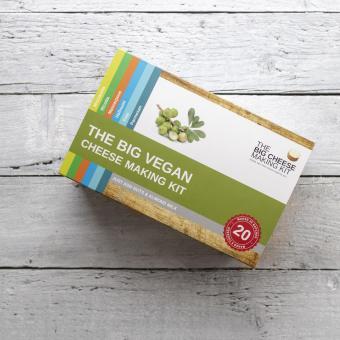 Vegan Cheese Making Kit