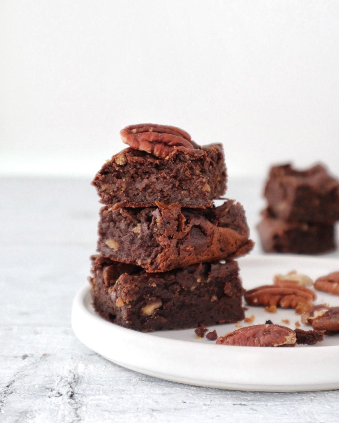 Vegan Keto Brownies