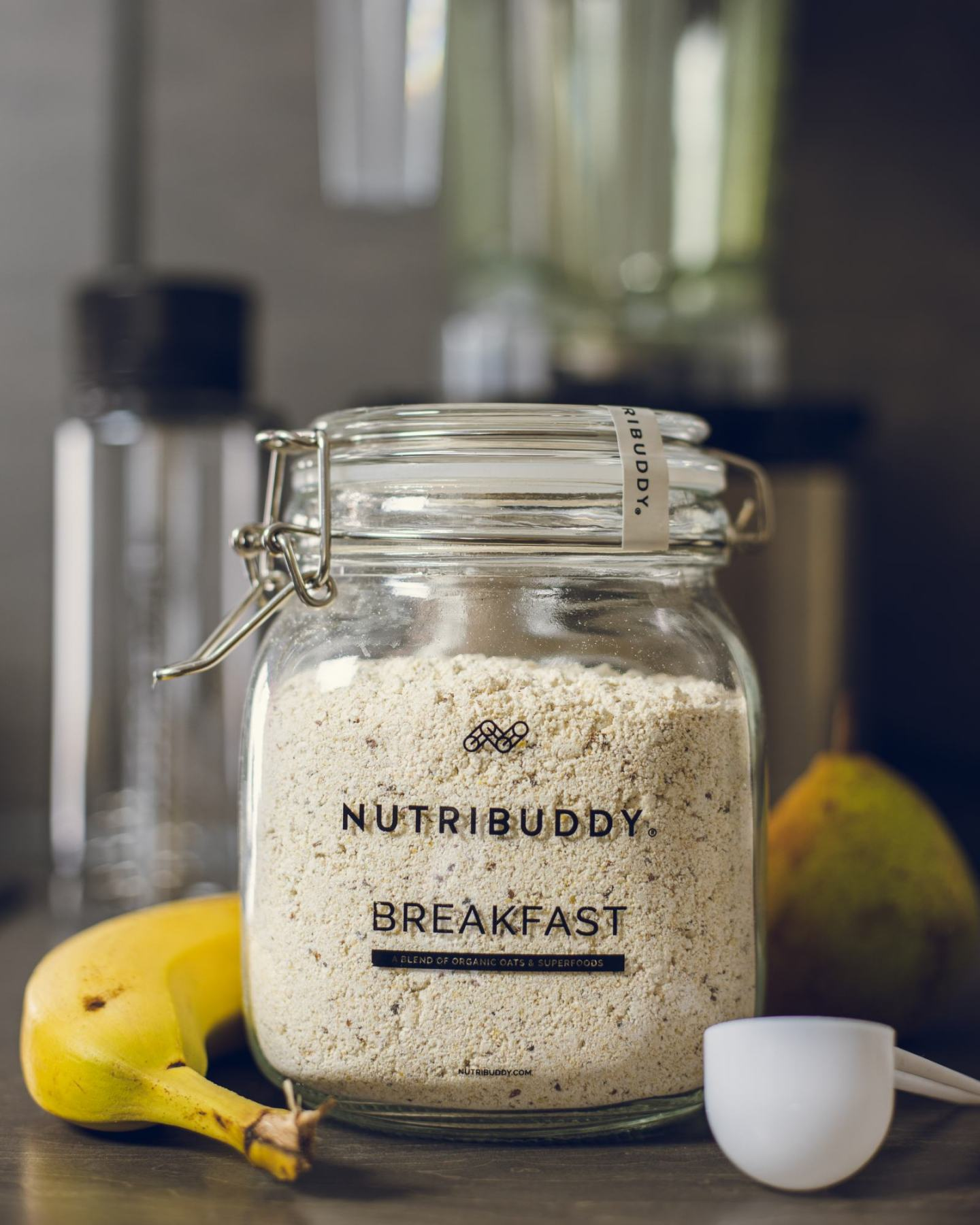 Nutribuddy Breakfast Smoothie