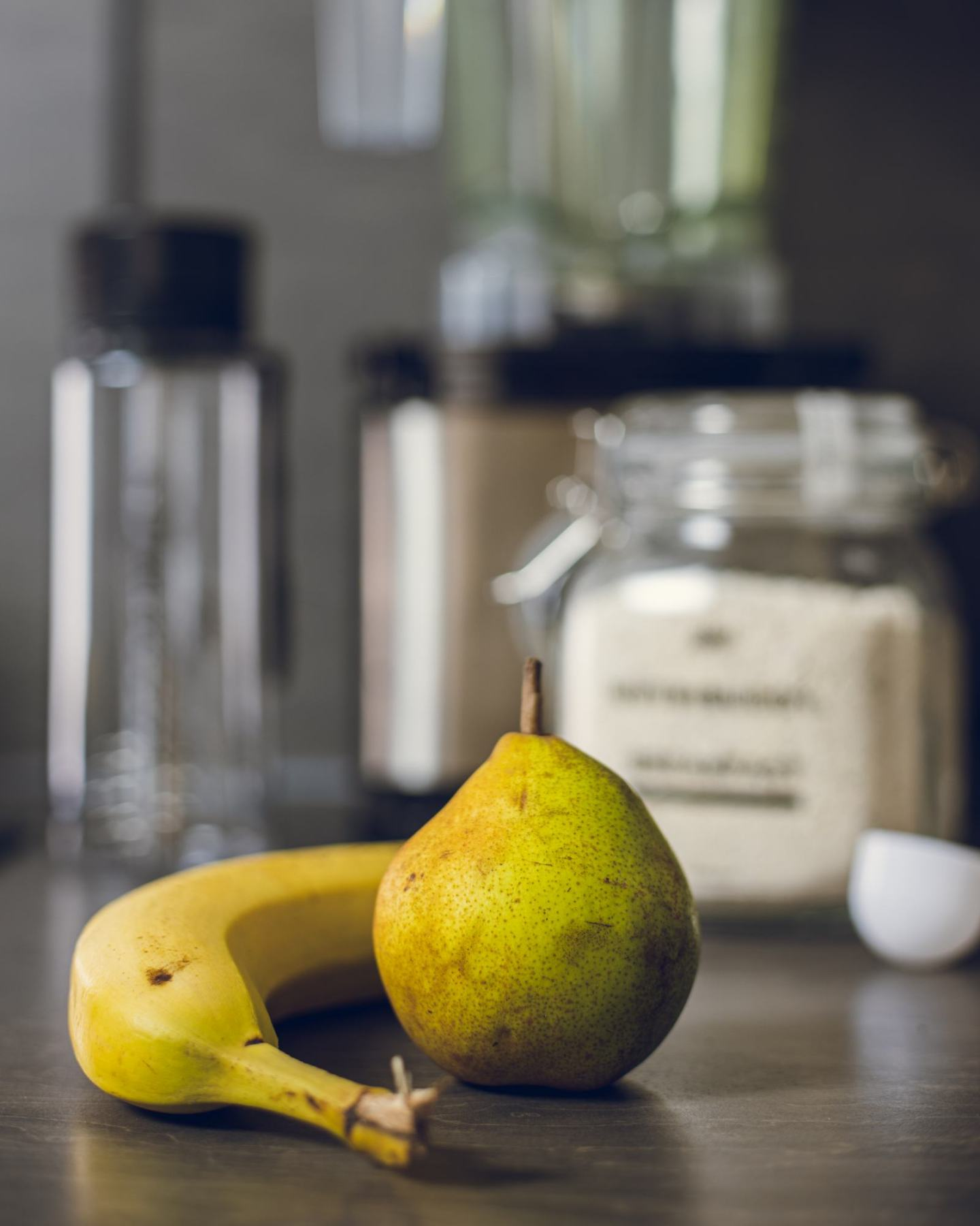 Cinnamon Pear Breakfast Smoothie