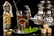 Photo of Tea ami kellemes ízű,frissítő,emésztés elősegítő kardamomból,fehéjból és szegfűszegből