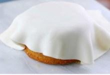 Photo of Fehér cukor torta bevonó