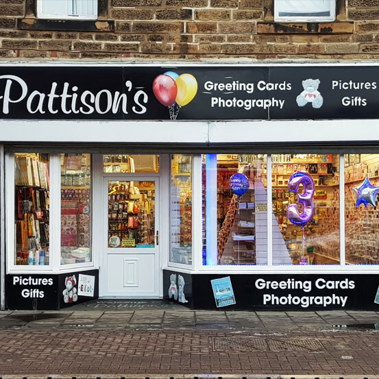 Pattison's Card Shop - Low Fell