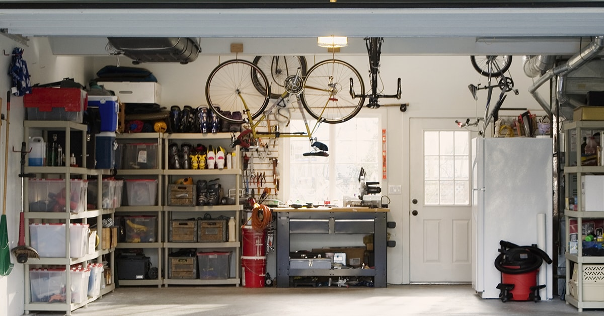 comment organiser le garage rona