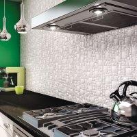 Peel and Stick Glass Mosaic | RONA