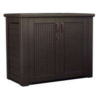Patio Chic Storage Cabinet by Rubbermaid | RONA