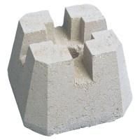 """4-Way"" Deck Block | RONA"