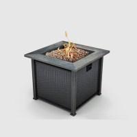 Terrace Park Outdoor Propane Fireplace-50000 BTU | RONA