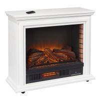 Sheridan Electric Fireplace - 5200 BTU - 1350 W - White | RONA