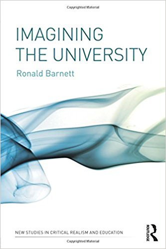 Imagining the University book cover