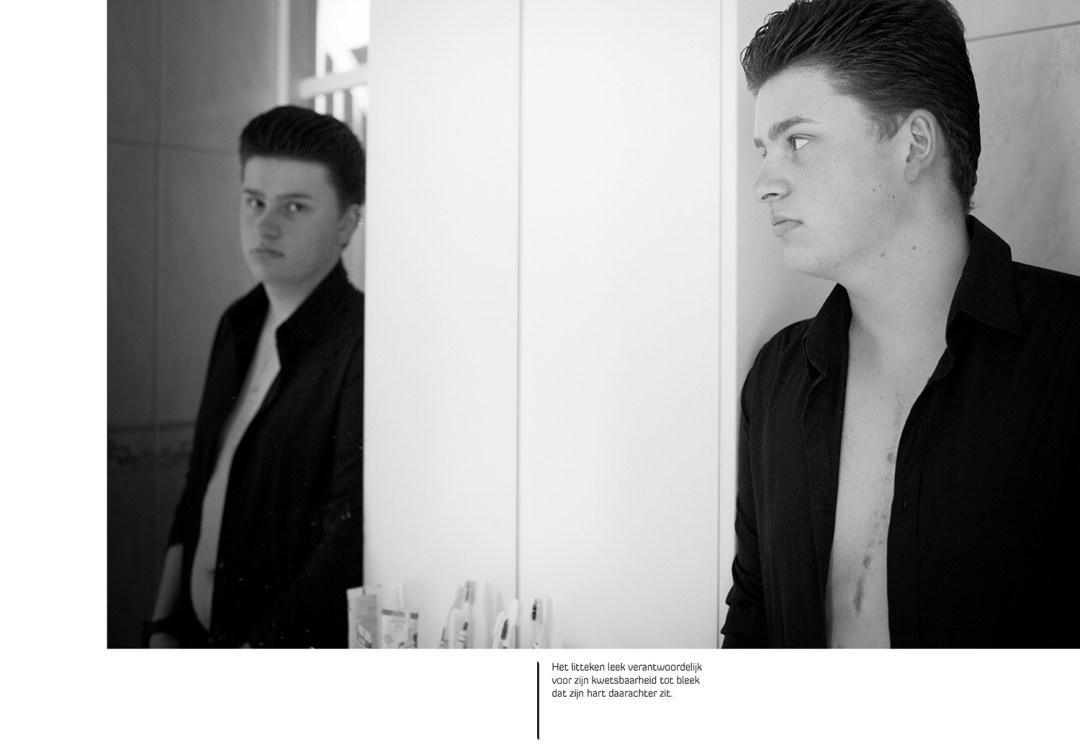 Kwetsbaar 4B | Ronald de Jong fotografie