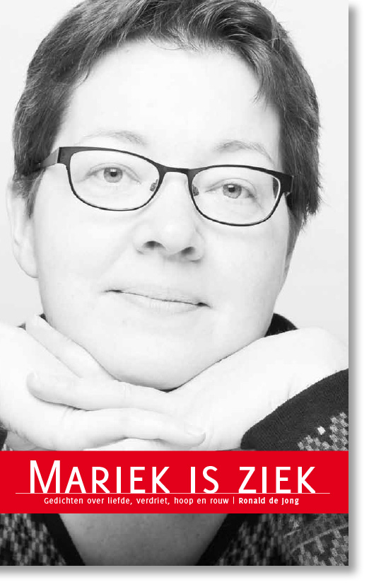 Mariek is ziek omslag