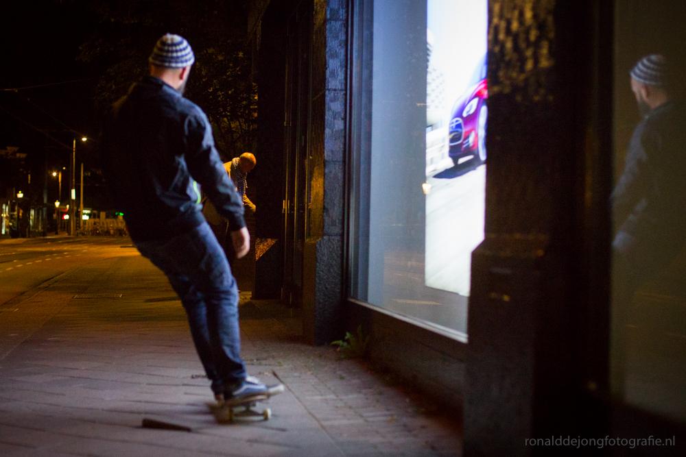 Skateboarden Amsterdam FH 30-09-2015 - Ronald de Jong fotografie-6713