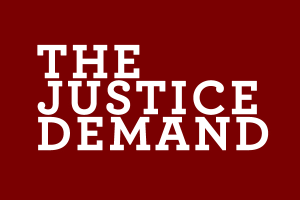 The Justice Demand