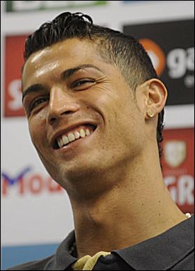 Cristiano Ronaldo Haircut And Hairstyle
