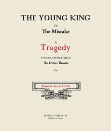 The Younger King: A Tragedy