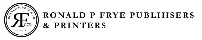 Ronald P Frye