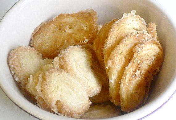 Swiss Butter Cookies