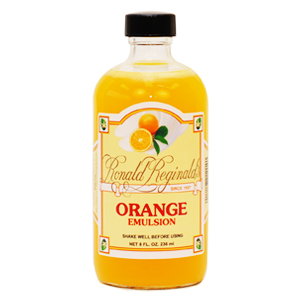 Orange Emulsion